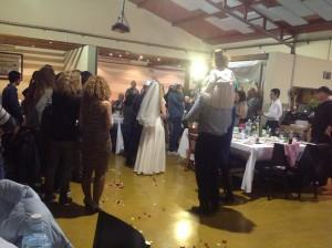 חתונה מאיה ועודד